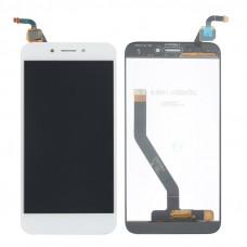 Huawei Honor 6A дисплейный модуль (бел)