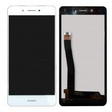 Huawei Honor 6C дисплейный модуль (бел)