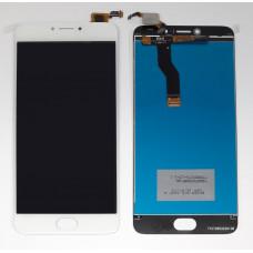 Meizu M3 Note (L681H) дисплейный модуль (бел)