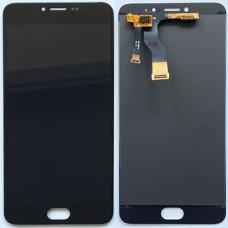 Meizu M3 Note (L681H) дисплейный модуль (черн)