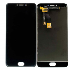 Meizu M3 Note (M681H) дисплейный модуль (черн)