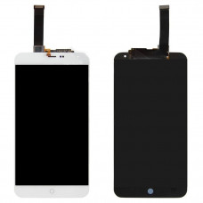 Meizu MX4 дисплейный модуль (бел)