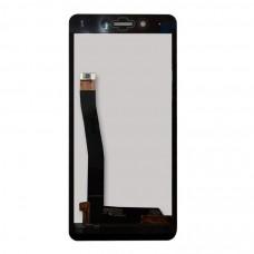 Huawei Honor 6C дисплейный модуль (черн)