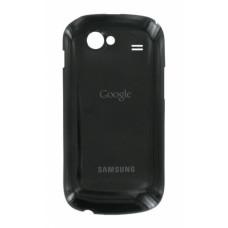 Samsung Nexus S (i9023) задняя крышка (черн)