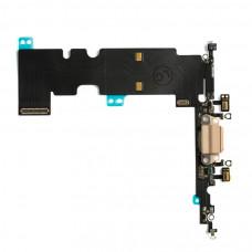 iPhone 8 PLUS шлейф СЗУ (бел)