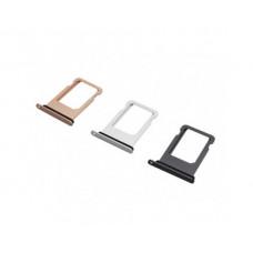iPhone 8 SIM лоток (black)