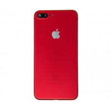 iPhone 7 PLUS задняя крышка (red)