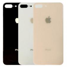 iPhone 8 PLUS задняя крышка (black)