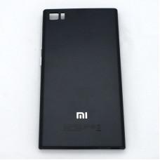 Xiaomi Mi 3 задняя крышка (black)