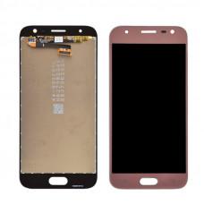 Samsung Galaxy J3 2017 (J330F) дисплей Orig (зол)