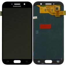 Samsung Galaxy A5 2017 (A520F) дисплейный модуль (черн)