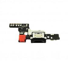 Huawei P9 Нижняя плата (зарядка/микрофон)