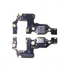 Huawei P10 Нижняя плата (зарядка/микрофон)