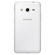 Samsung Galaxy Core 2 (G355H) задняя крышка (бел)