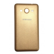 Samsung Galaxy Core 2 (G355H) задняя крышка (зол)