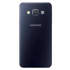 Samsung Galaxy A3 2015 (A300) задняя крышка (черн)