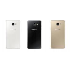 Samsung Galaxy A5 2016 (A510) задняя крышка (черн)