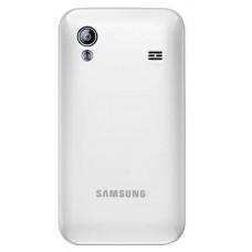 Samsung Galaxy Ace (S5830) задняя крышка (бел)