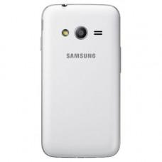 Samsung Galaxy Ace 4 (G313) задняя крышка (бел)