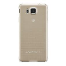 Samsung Galaxy Alpha (G850) задняя крышка (зол)