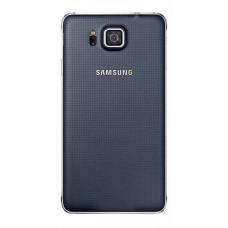 Samsung Galaxy Alpha (G850) задняя крышка (черн)