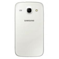 Samsung Galaxy Core (i8262) задняя крышка (бел)