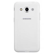 Samsung Galaxy Core Max (G5108) задняя крышка (бел)