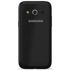 Samsung Galaxy Core Max (G5108) задняя крышка (черн)