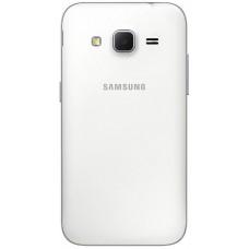 Samsung Galaxy Core Prime (G360) задняя крышка (бел)