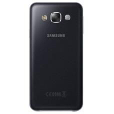Samsung Galaxy E5 2015 (E500) задняя крышка (черн)