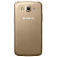 Samsung Galaxy Grand 2 (G7106) задняя крышка (зол)