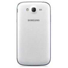 Samsung Galaxy Grand Duos (i9082) задняя крышка (бел)
