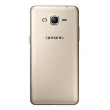 Samsung Galaxy Grand Prime (G530) задняя крышка (зол)