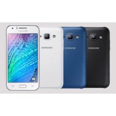 Samsung Galaxy J1/J100 задняя крышка (бел)