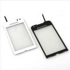 Samsung Jet (S8000) тачскрин (бел)