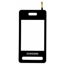 Samsung D980 тачскрин (черн)