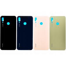 Huawei P20 Lite задняя крышка (черн)