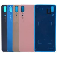 Huawei P20 задняя крышка (черн)