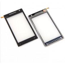 HTC Touch Diamond 2 (T5353) тачскрин (черн)