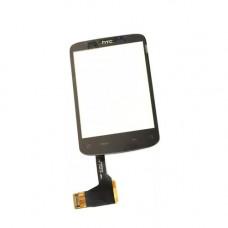 HTC Wildfire (A3333) тачскрин без микр. (черн)