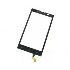 HTC Max 4G (T8290) тачскрин (черн)