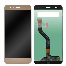 Huawei P10 Lite дисплейный модуль (зол)