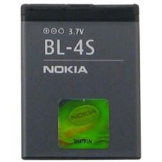 Nokia BL-4S (2680 slide/3600 slide/3710 fold/3711/6208/7020/7100/7610/X3-02) АКБ