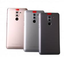 Huawei Honor 6X / GR5 2017 задняя крышка (сер)