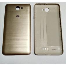 Huawei Honor Y5-2 задняя крышка (зол)