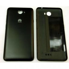 Huawei Honor Y5-2 задняя крышка (черн)