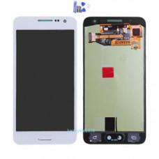 Samsung Galaxy A3 2015 (A300F) дисплей TFT (бел)