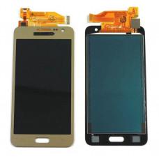 Samsung Galaxy A3 2015 (A300F) дисплей TFT (зол)
