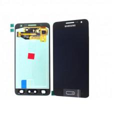 Samsung Galaxy A3 2015 (A300F) дисплей TFT (черн)