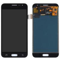 Samsung Galaxy J3 15/16 (J300/320) дисплей TFT с регулировкой подсветки (черн)